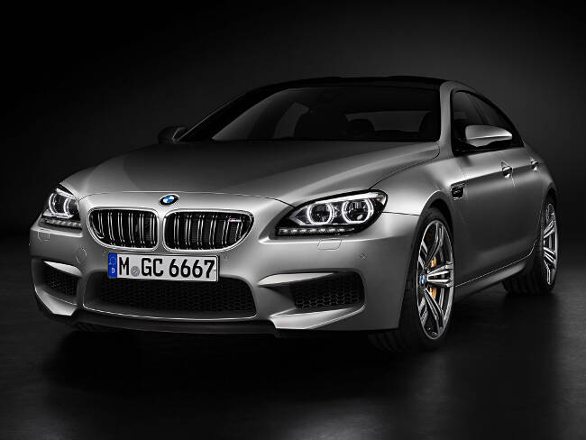 BMW M6 Gran Coupe F06 - 8