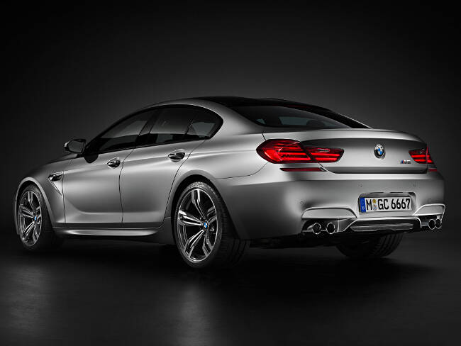 BMW M6 Gran Coupe F06 - 9