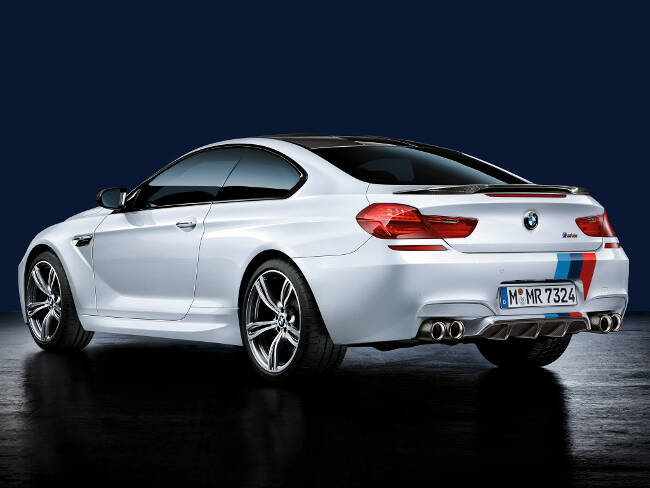 BMW M6 Performance Accessories F13 - 2