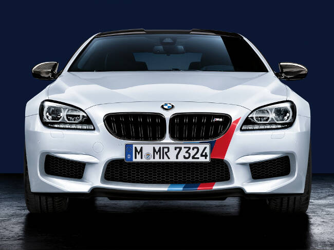 BMW M6 Performance Accessories F13 - 3