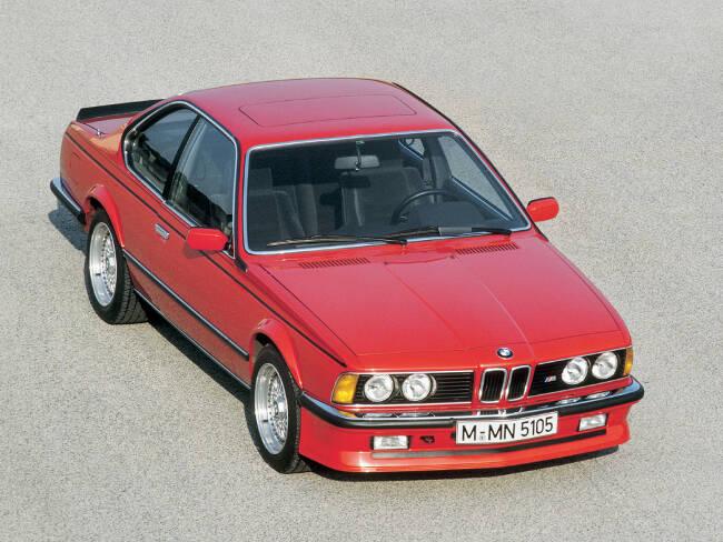BMW M635i E24 - 1