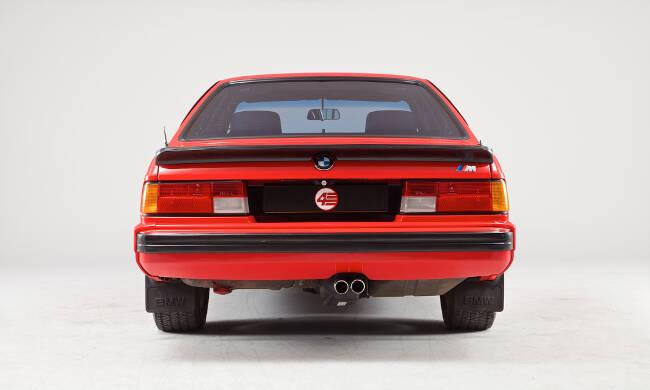 BMW M635i E24 - 10