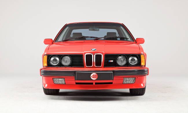 BMW M635i E24 - 6