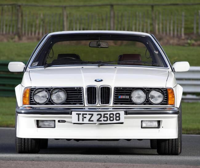 BMW M635i E24 - 7