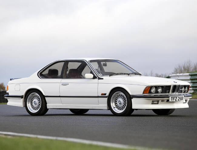 BMW M635i E24 - 9