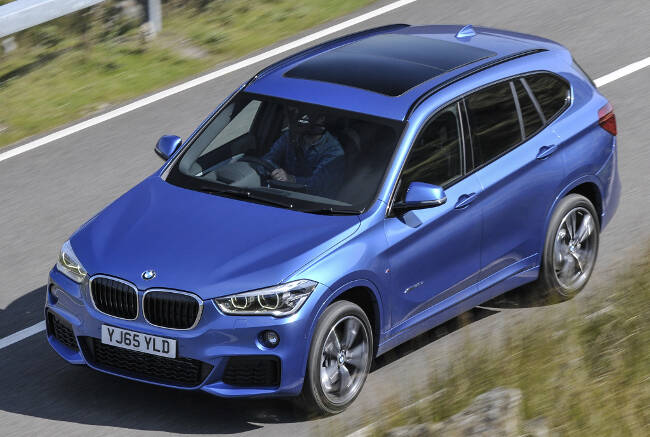 BMW X1 M Sport Package F48 - 10