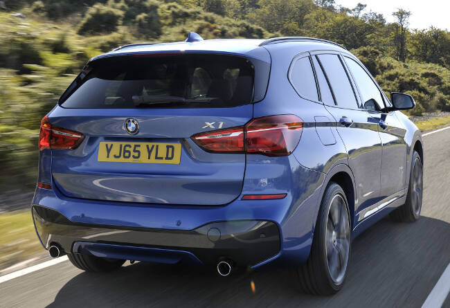 BMW X1 M Sport Package F48 - 6