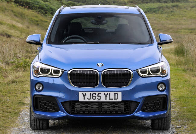 BMW X1 M Sport Package F48 - 7