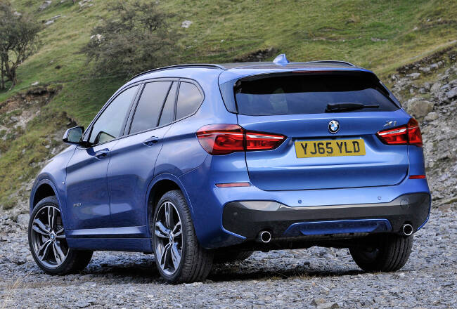 BMW X1 M Sport Package F48 - 8