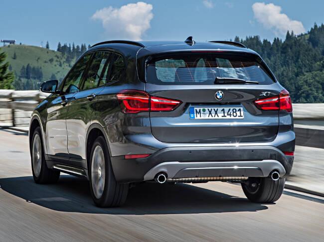 BMW X1 Sport Line F48 - 12