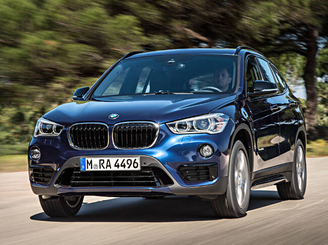 BMW X1 Sport Line F48 - 16