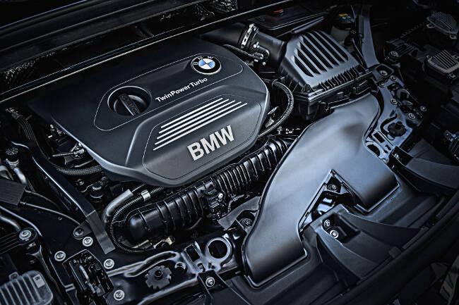 BMW X1 Sport Line F48 - 9