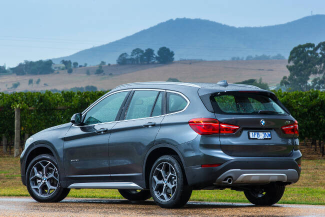 BMW X1 sDrive18d F48 - 1