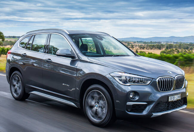 BMW X1 sDrive18d F48 - 3