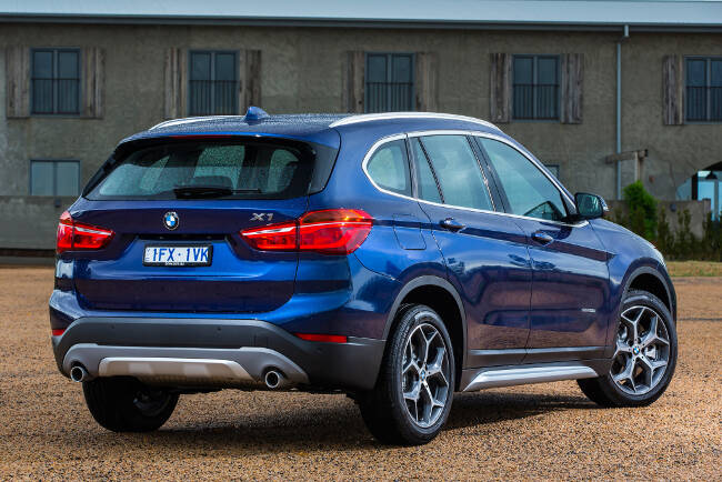 BMW X1 sDrive20i F48 - 1