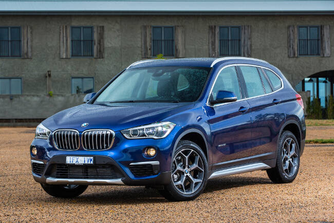 BMW X1 sDrive20i F48 - 2