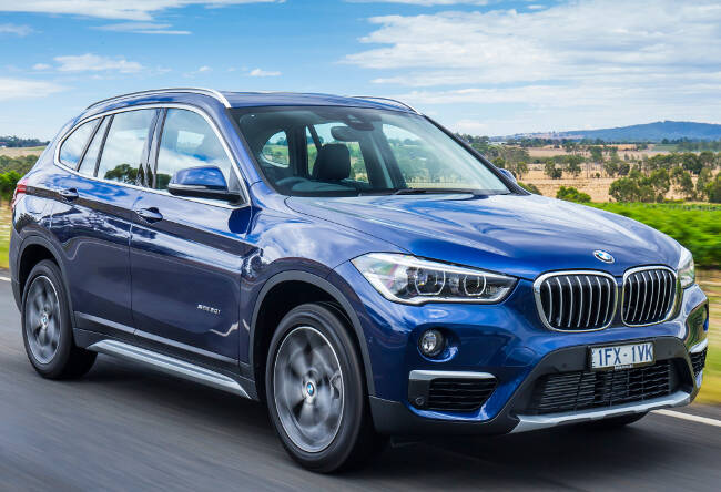 BMW X1 sDrive20i F48 - 3
