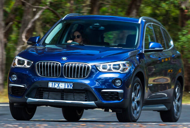 BMW X1 sDrive20i F48 - 4