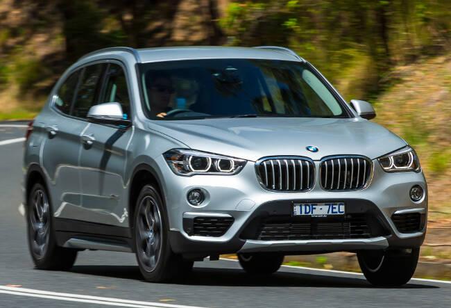BMW X1 xDrive20d F48 - 1