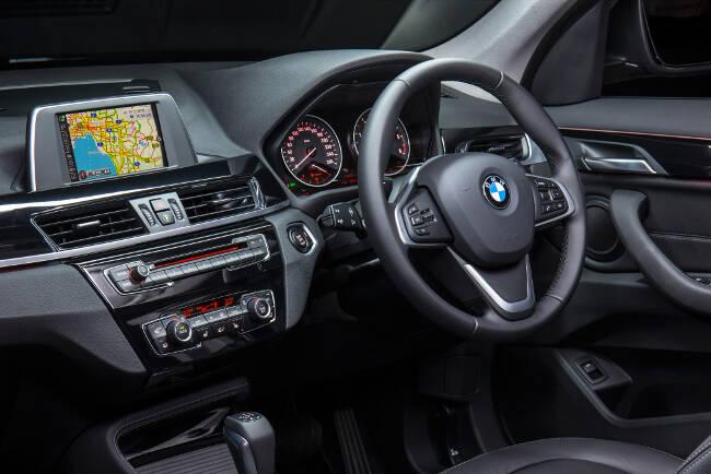 BMW X1 xDrive20d F48 - 11