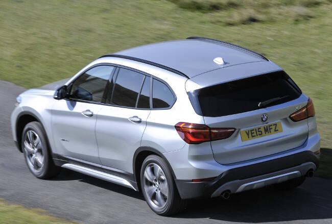 BMW X1 xDrive20d F48 - 6