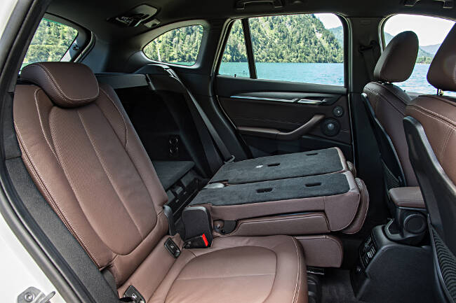 BMW X1 xDrive25d F48 - 11
