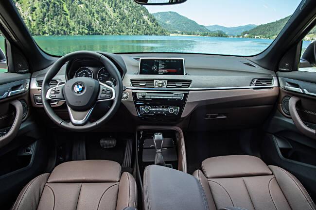 BMW X1 xDrive25d F48 - 12
