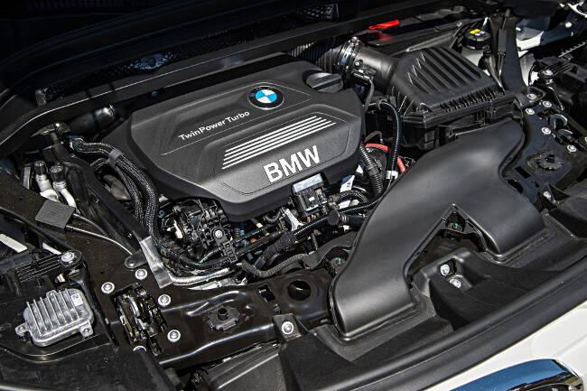 BMW X1 xDrive25d F48 - 13