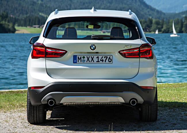 BMW X1 xDrive25d F48 - 3