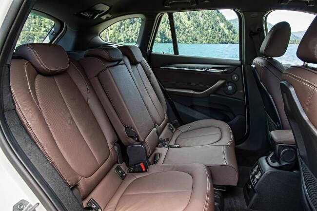BMW X1 xDrive25d F48 - 8