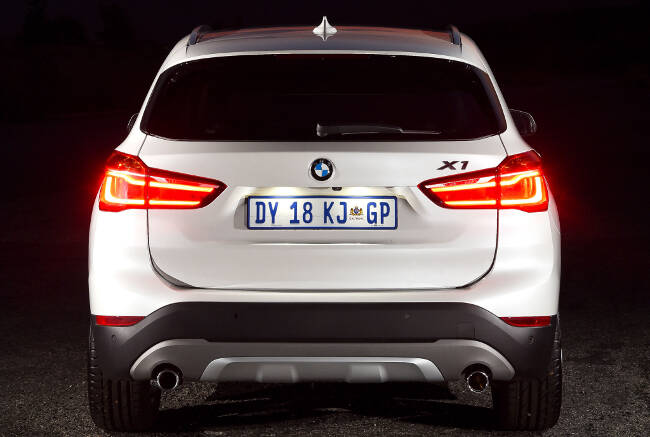 BMW X1 xDrive25i F48 - 12