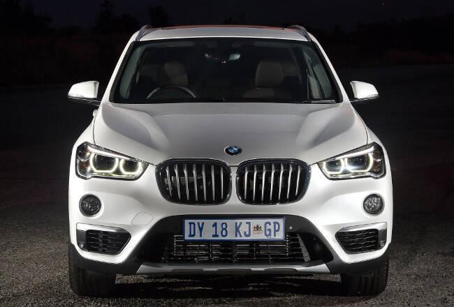 BMW X1 xDrive25i F48 - 3