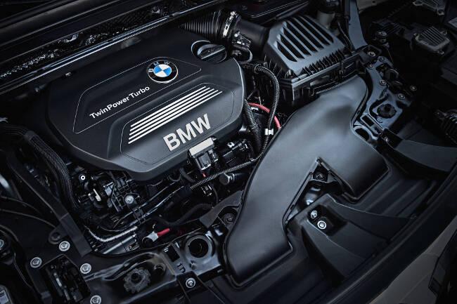 BMW X1 xLine F48 - 10