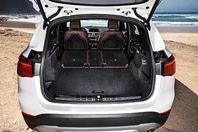 BMW X1 xLine F48 - 12