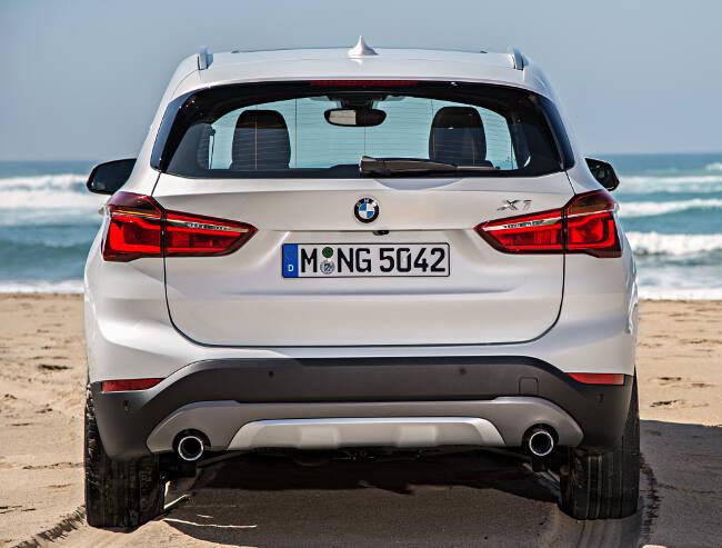 BMW X1 xLine F48 - 7