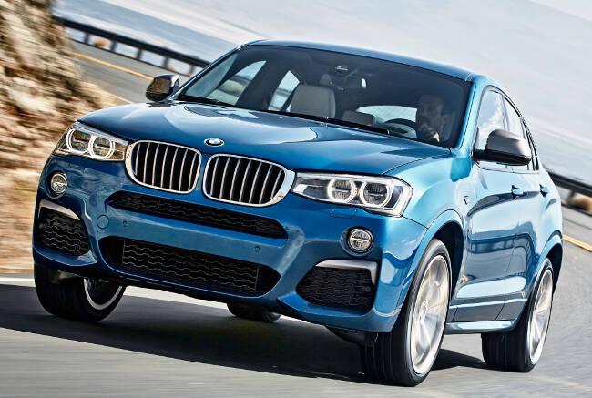 BMW X4 M40i F26 - 11