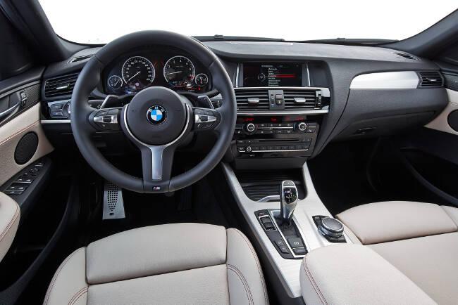 BMW X4 M40i F26 - 12