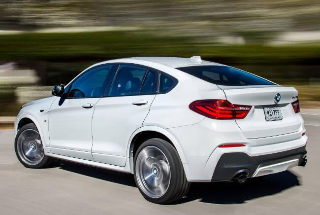 BMW X4 M40i F26 - 13
