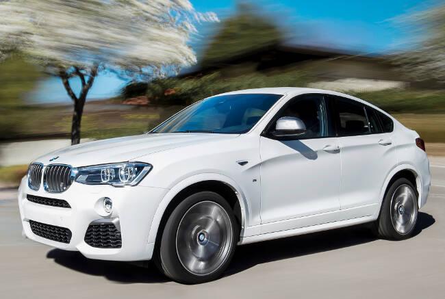 BMW X4 M40i F26 - 14