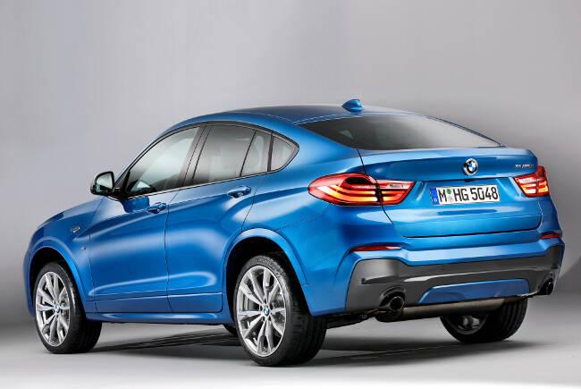BMW X4 M40i F26 - 15