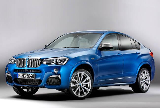 BMW X4 M40i F26 - 16