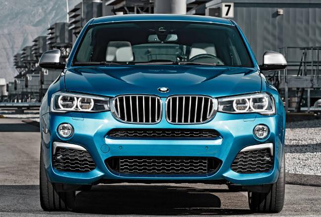 BMW X4 M40i F26 - 4