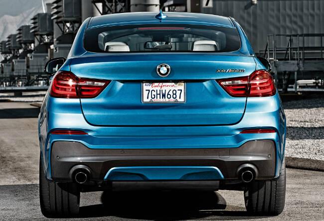 BMW X4 M40i F26 - 5