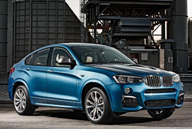 BMW X4 M40i F26 - 7