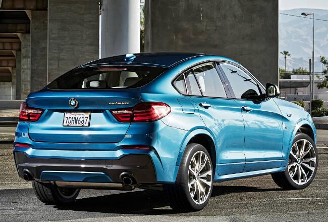 BMW X4 M40i F26 - 9