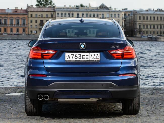 BMW X4 xDrive30d F26 - 1