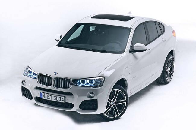 BMW X4 xDrive30d F26 - 13