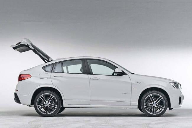BMW X4 xDrive30d F26 - 14