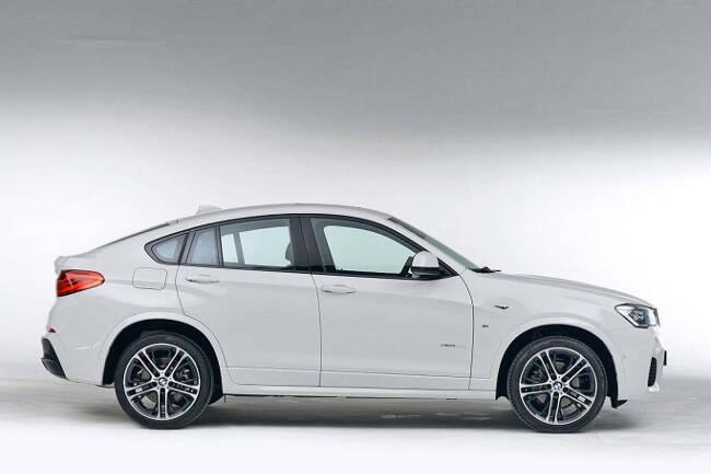 BMW X4 xDrive30d F26 - 15