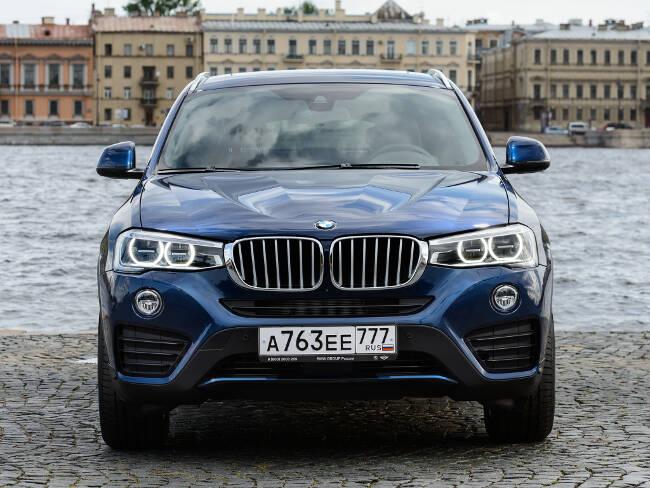 BMW X4 xDrive30d F26 - 3